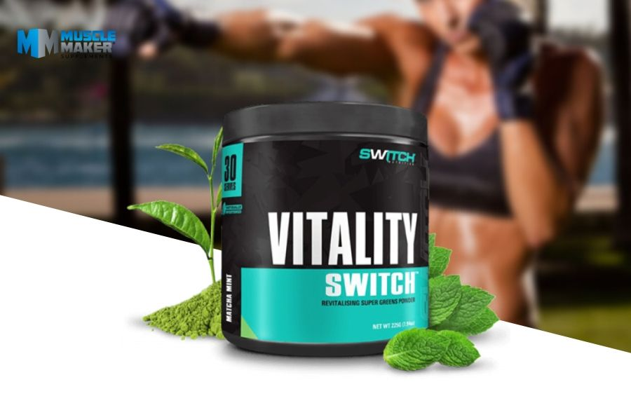 Switch Nutrition Vitality Switch Product