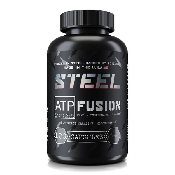 Steel Supplements - ATP Fusion
