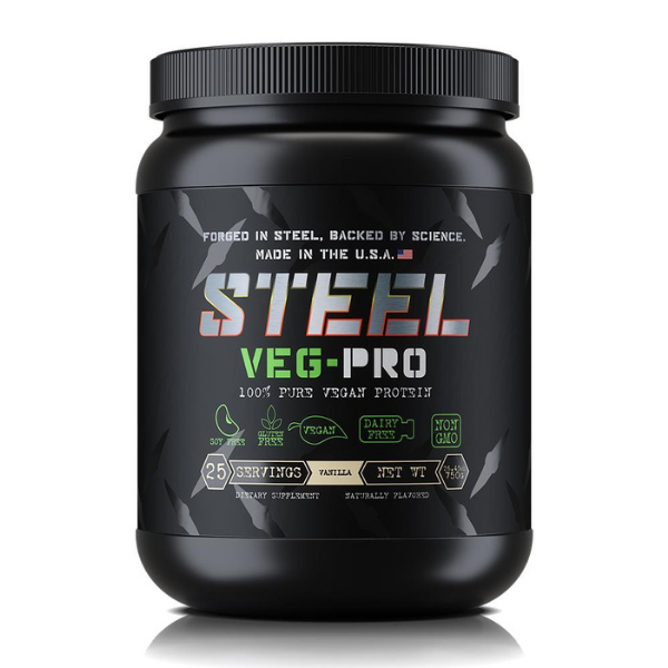 Steel Supplements Veg-Pro