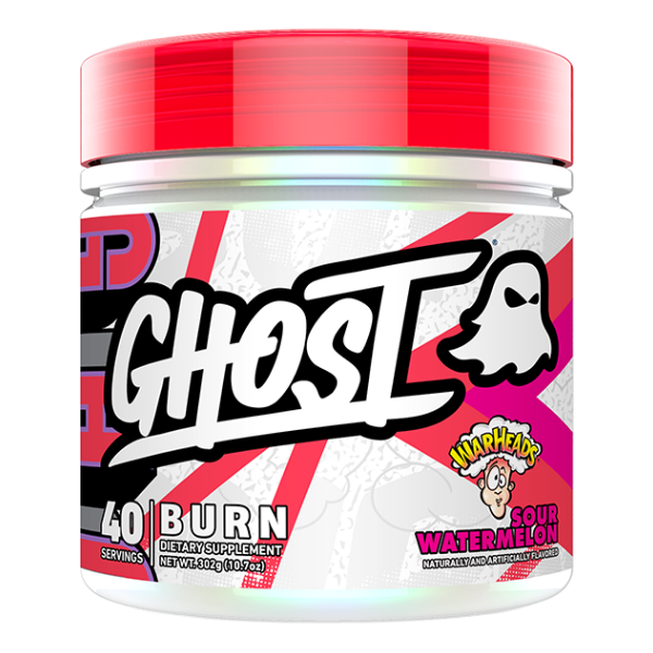 Ghost Lifestyle Burn - Warheads Watermelon