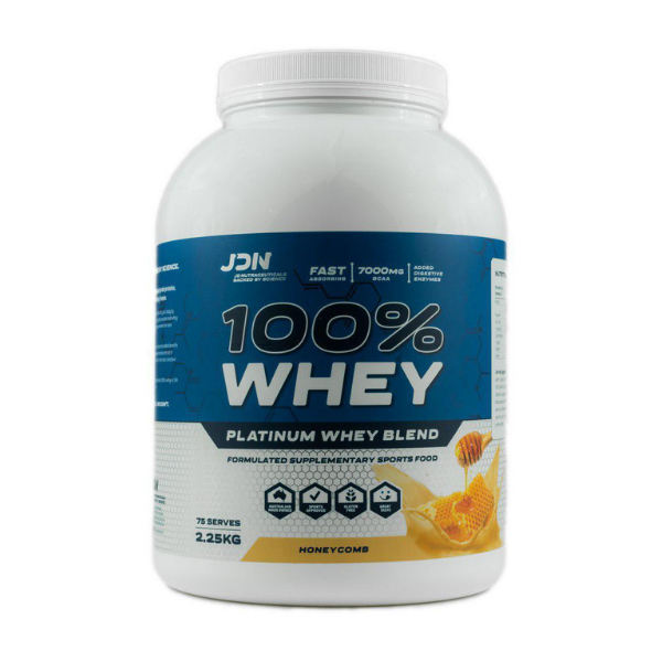 JD Nutraceuticals 100% Whey - Honeycomb