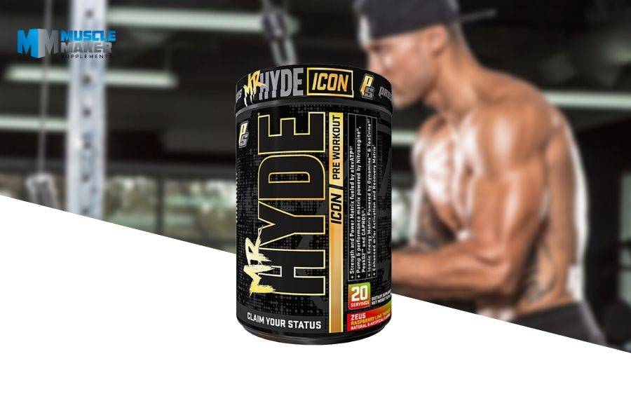 Prosupps Mr Hyde Icon Product