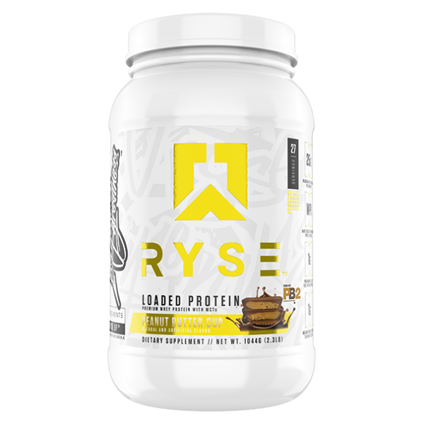 Ryse Supplements Ryse Up Loaded Protein - CPC