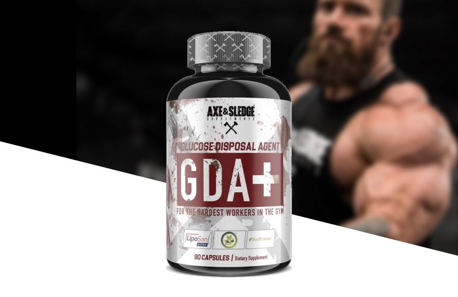 Axe and Sledge GDA+ Glucose Disposal Agent Product