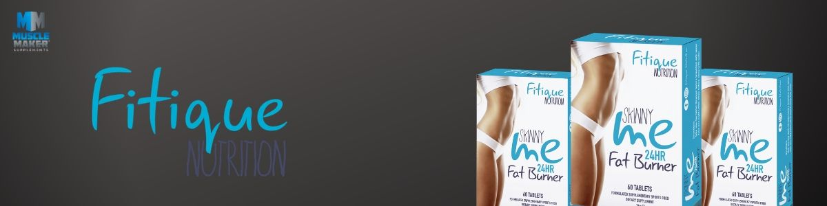 Fitique Nutrition Skinny Me Product Banner