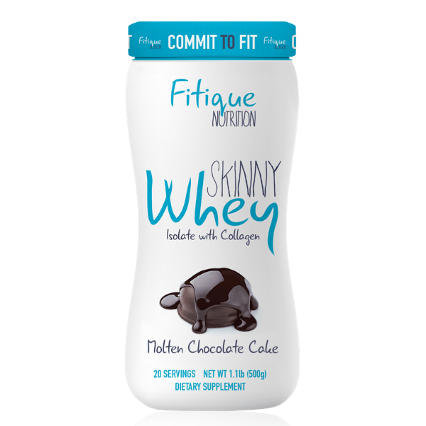 Fitique Nutrition - Skinny Whey - Choc
