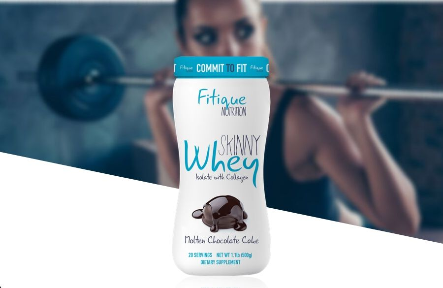 Fitique Nutrition Skinny Whey Product