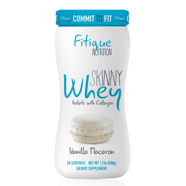 Fitique Nutrition - Skinny Whey - Van