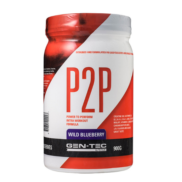 Gen-Tec P2P - Blueberry
