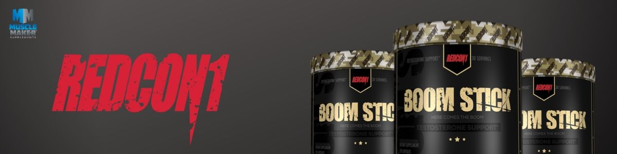 Redcon1 Boom Stick Product Banner