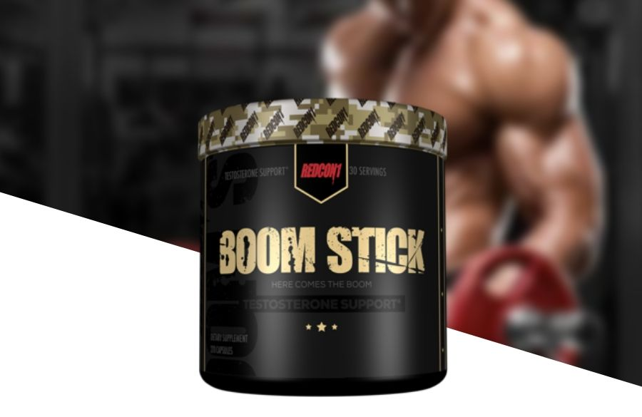 Redcon1 Boom stick Testosterone Booster Product