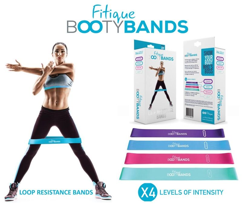 Fitique Nutrition - BootyBands Info