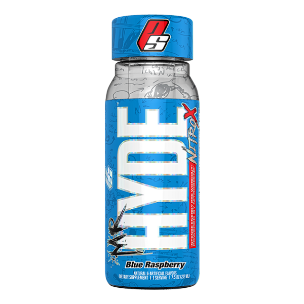 ProSupps Mr. Hyde Nitrox RTG - Blue Rasp
