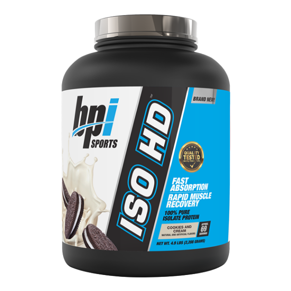 BPI Sports ISO HD 5lb - C&C