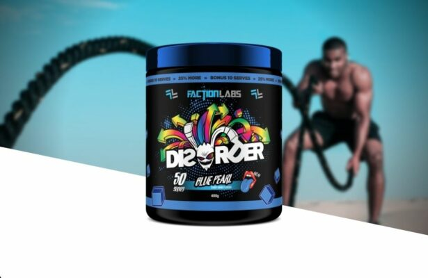Faction Labs Disorder Pre Workout Product