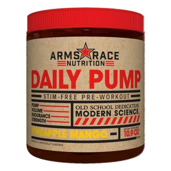Arms Race Nutrition Daily Pump - Pineapple Mango
