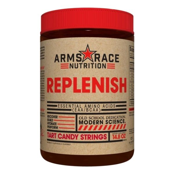 Arms Race Nutrition Replenish - Tart Candy Strings
