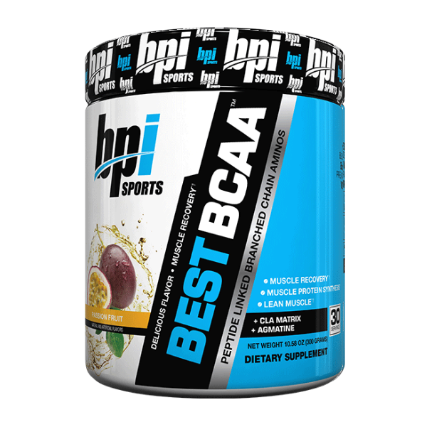 BPI Sports Best BCAA - Passionfruit