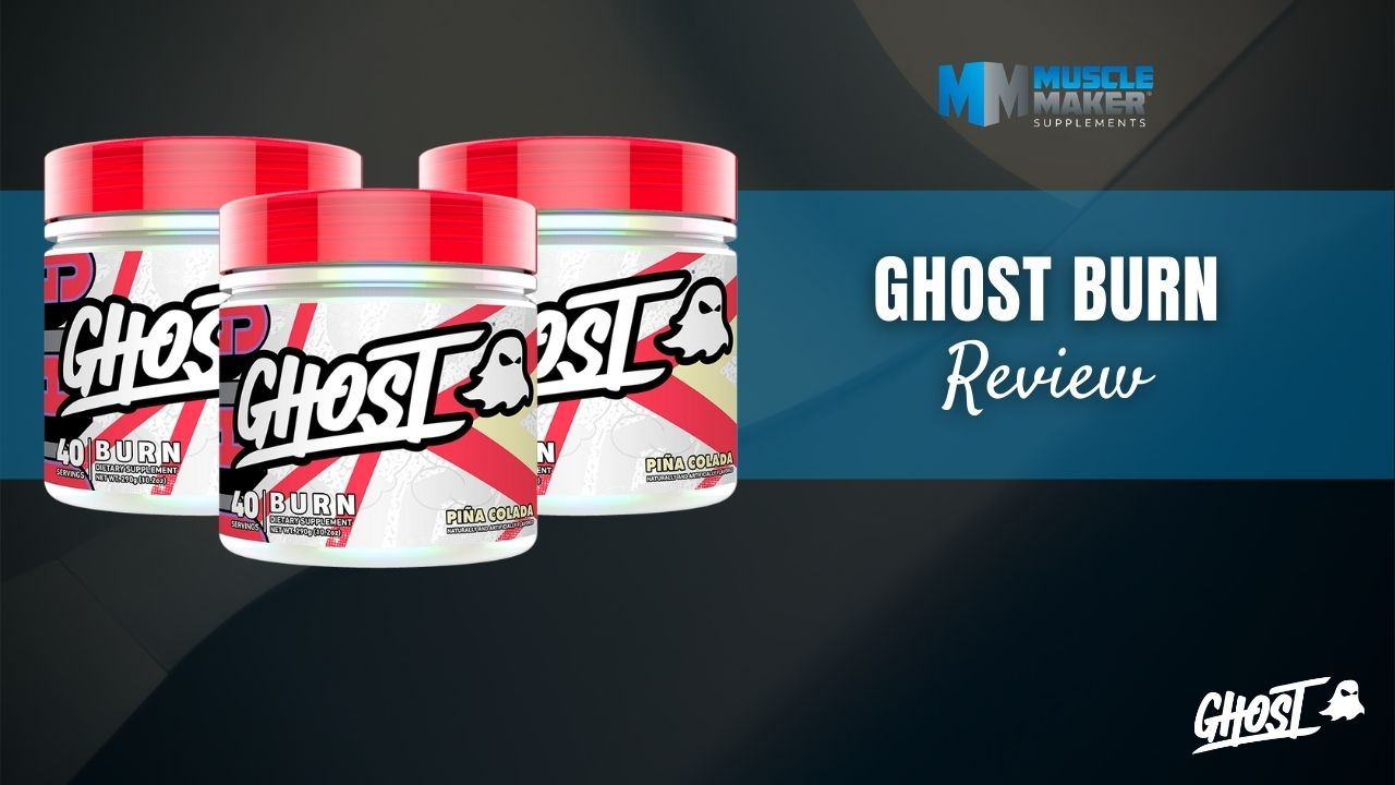Ghost Lifestyle Ghost Burn Fat Burner Review Thumbnail