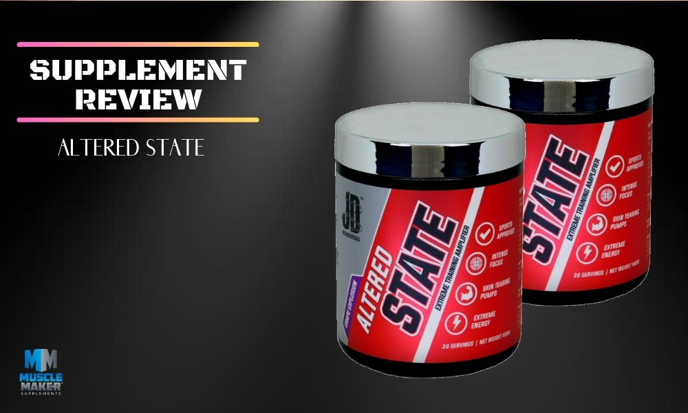 JD Nutraceutical Altered State Supplement Review