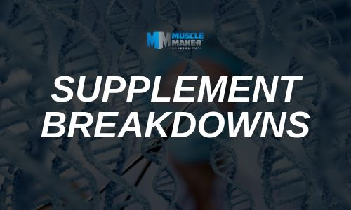 Supplement Breakdowns Articles