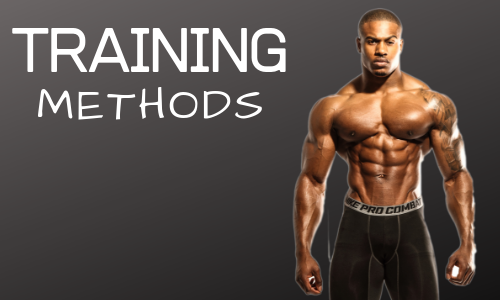 TRAINING METHODS. TECHNIQUES MUSCLE MAKER WORKOUTS