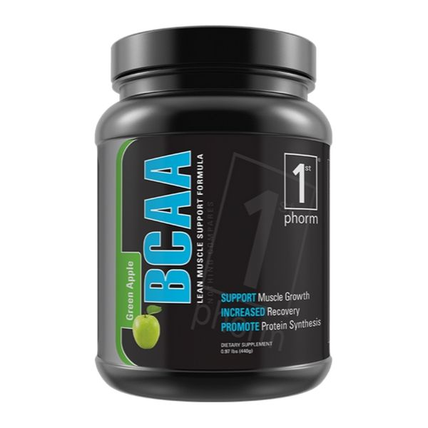 1st Phorm BCAAS - Apple