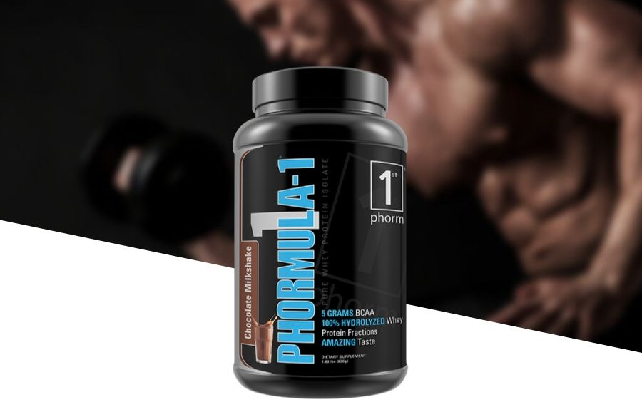 1st Phorm Formula-1 whey protein isolate Product