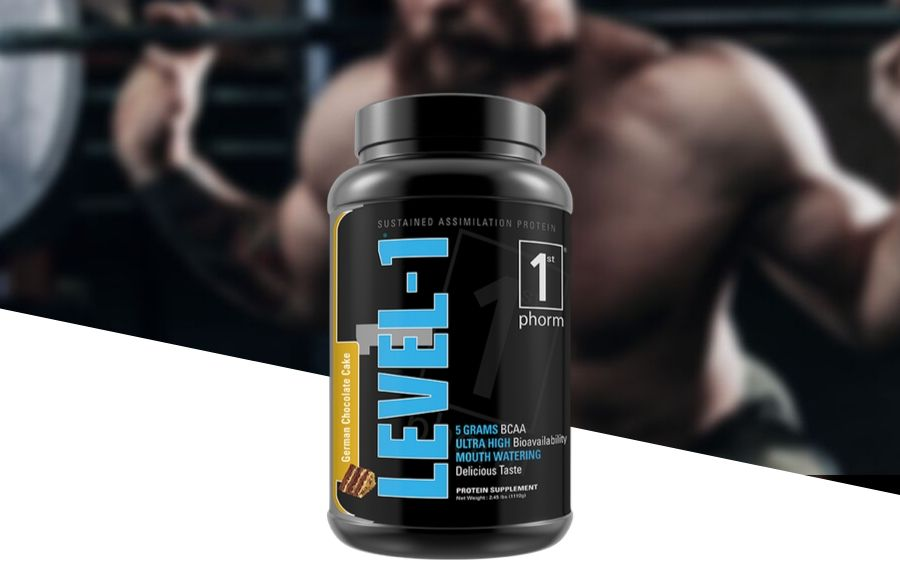 1st Phorm Level-1 whey protein Product