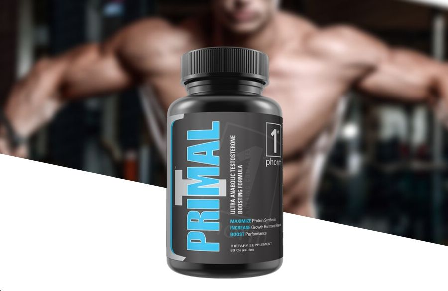 1st Phorm Primal-t testosterone booster Product