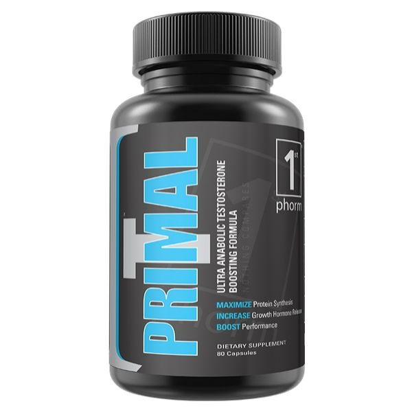 1st Phorm Primal-t testosterone booster