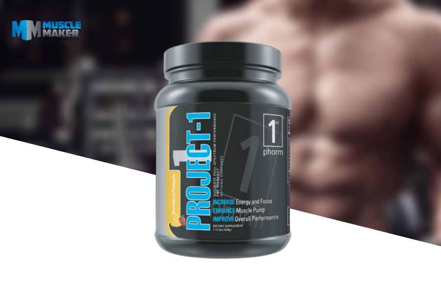 1st Phorm Project-1 pre Workout Product