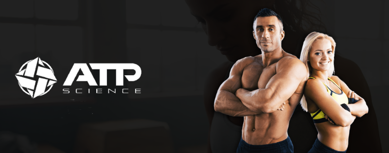 ATP Science Supplements Logo Banner