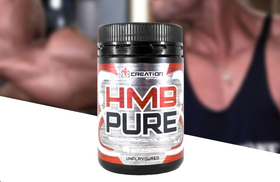 Creation Supplements HMBPURE Product