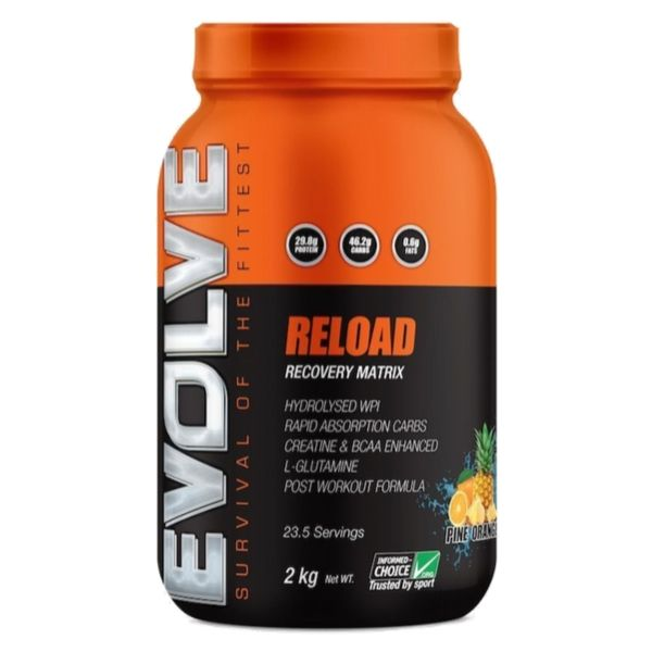 Evolve Nutrition Reload 2kg