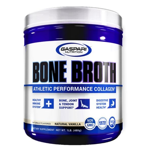 Gaspari Nutrition Bone Broth Athletic Performance Collagen