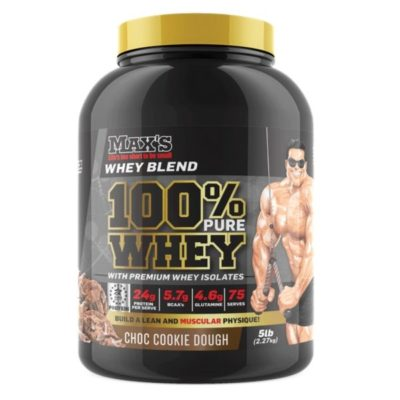 Max's Protein 100% Pure Whey - Choc Cookie
