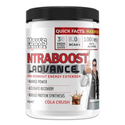 Max's Protein Intraboost Advance - Cola