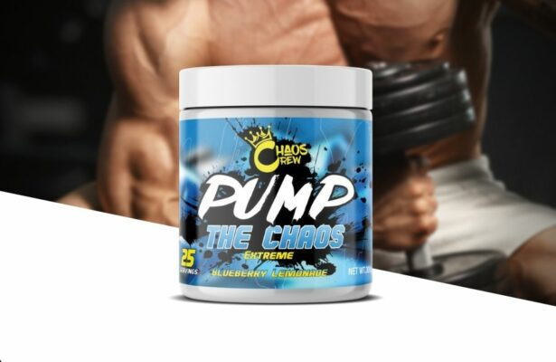 Chaos Crew Pump The Chaos Extreme Product