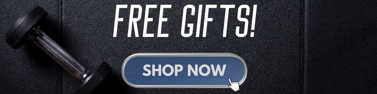 FREE GIFTS GIFT WITH PURCHASE BANNER