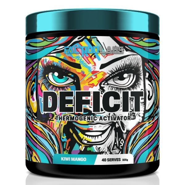 Faction Labs Deficit Fat Burner - Kiwi