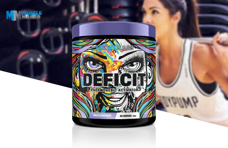 bs Deficit fat burner Product
