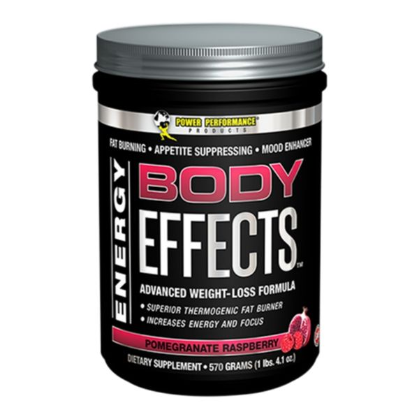 Power Performance Products Body Effects Fat Burner