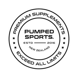 Pumped Sports Supplements logo