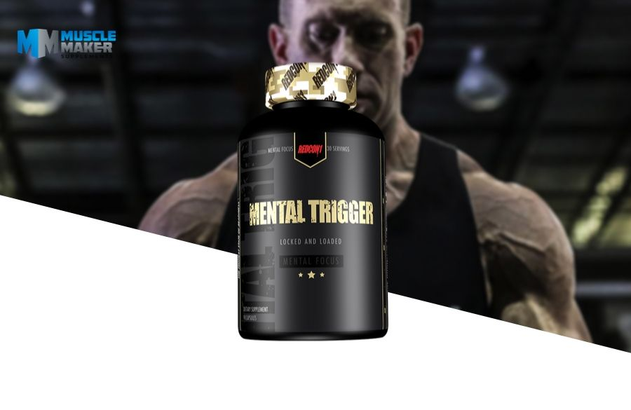 Redcon1 Mental Trigger Product
