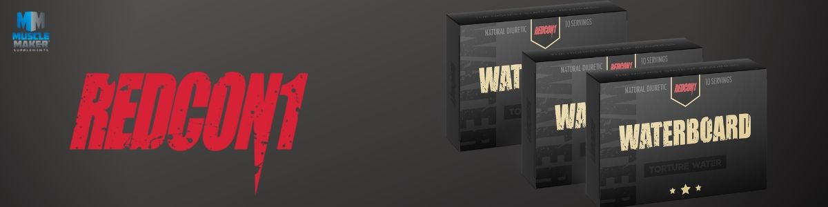 Redcon1 Waterboard Product Banner