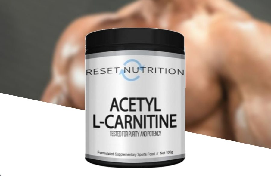 Reset Nutrition Acetyl l-carnitine Product