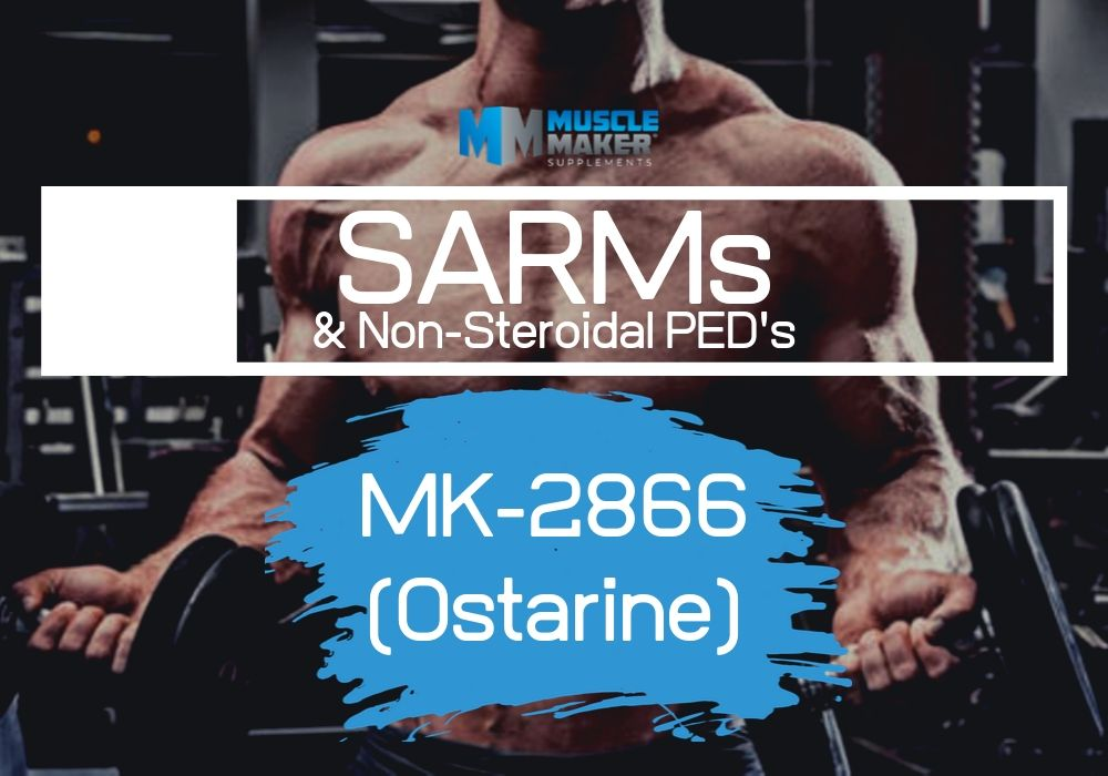 SARMS Article - MK-2866 Ostarine