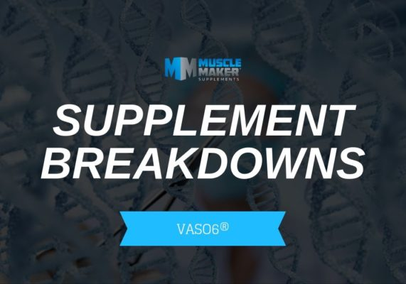 SUPPLEMENT BREAKDOWNS. VASO6