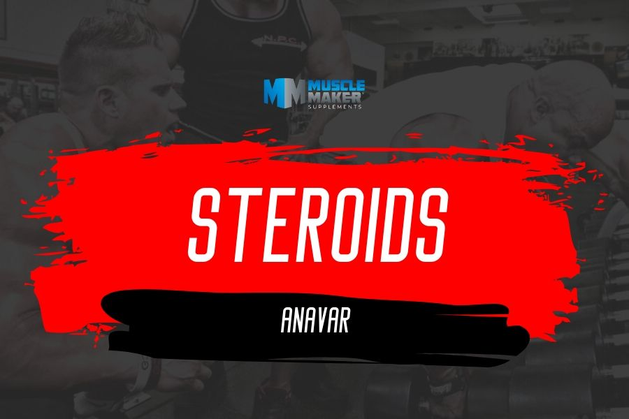 Steroids. winstrol - Oxandrolone (1)